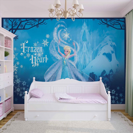 Elsa Frozen from Disney wallpaper mural